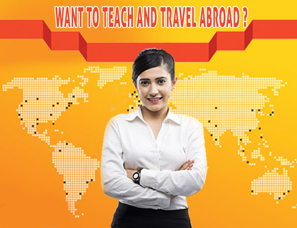 Teach and Travel Abroad with GTA
