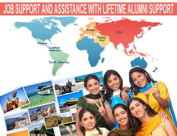 Lifetime Alumni with Job Support