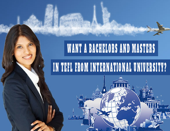 International University Bachelors and Masters in TEFL