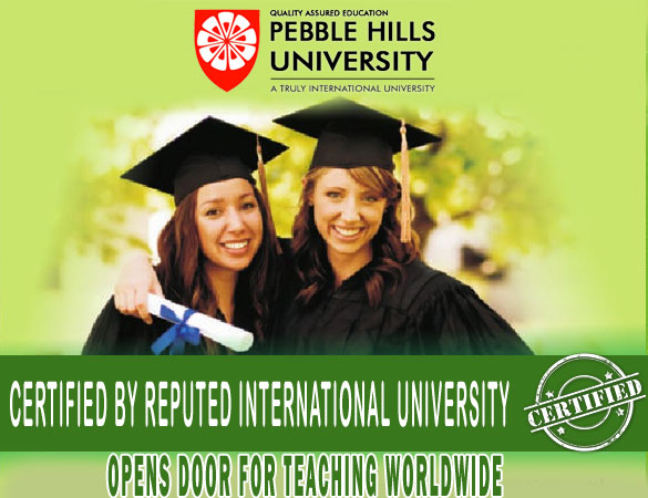 Pebble Hills University TEFL Bachelor and Master Courses