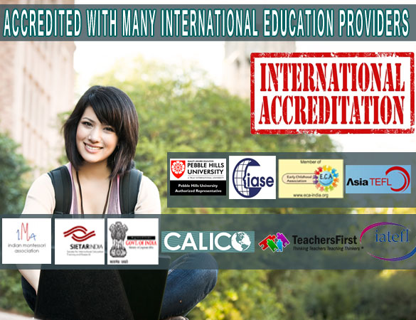International Accreditations